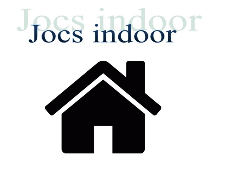 Jocs indoor web